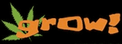 Logo des grow!-Magazins