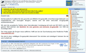 Encod - European Coalition for Just and Effective Drug Policies - Screenshot