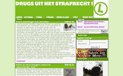 Stichting Legalize! - Screenshot