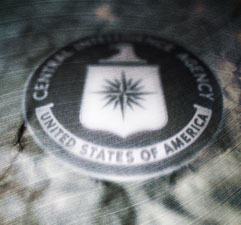 Logo der CIA - Foto: Truthout.org