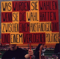 Was würden sie wählen... Hanfparade 2000