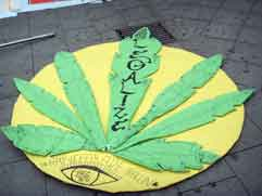 Legalize It! Hanfparade 2008 - kleine Version