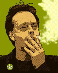 Poster der Free Marc Emery Kampagne