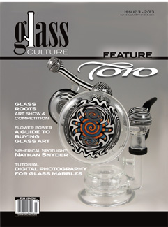 Cover des -Glass Culture Magazins #3-