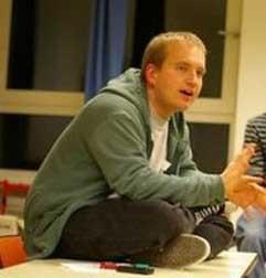 Maximilian Plenert, Bundesvorstand der Grünen Jugend und Mitglied des Bundesnetzwerks Drogenpolitik bei Bündnis 90/ Die Grünen